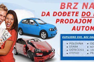 Otkup automobila Beograd